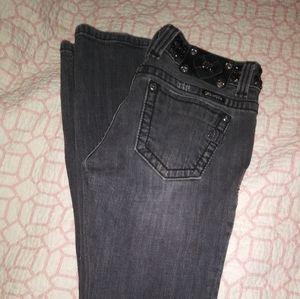 Miss Me Studded Skinny Jeans